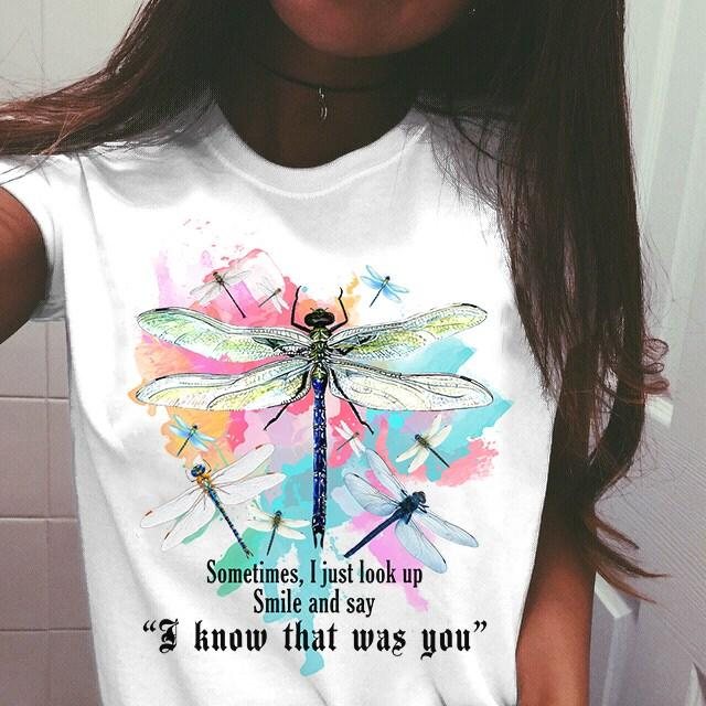 Dragonfly Heaven T-Shirt 2