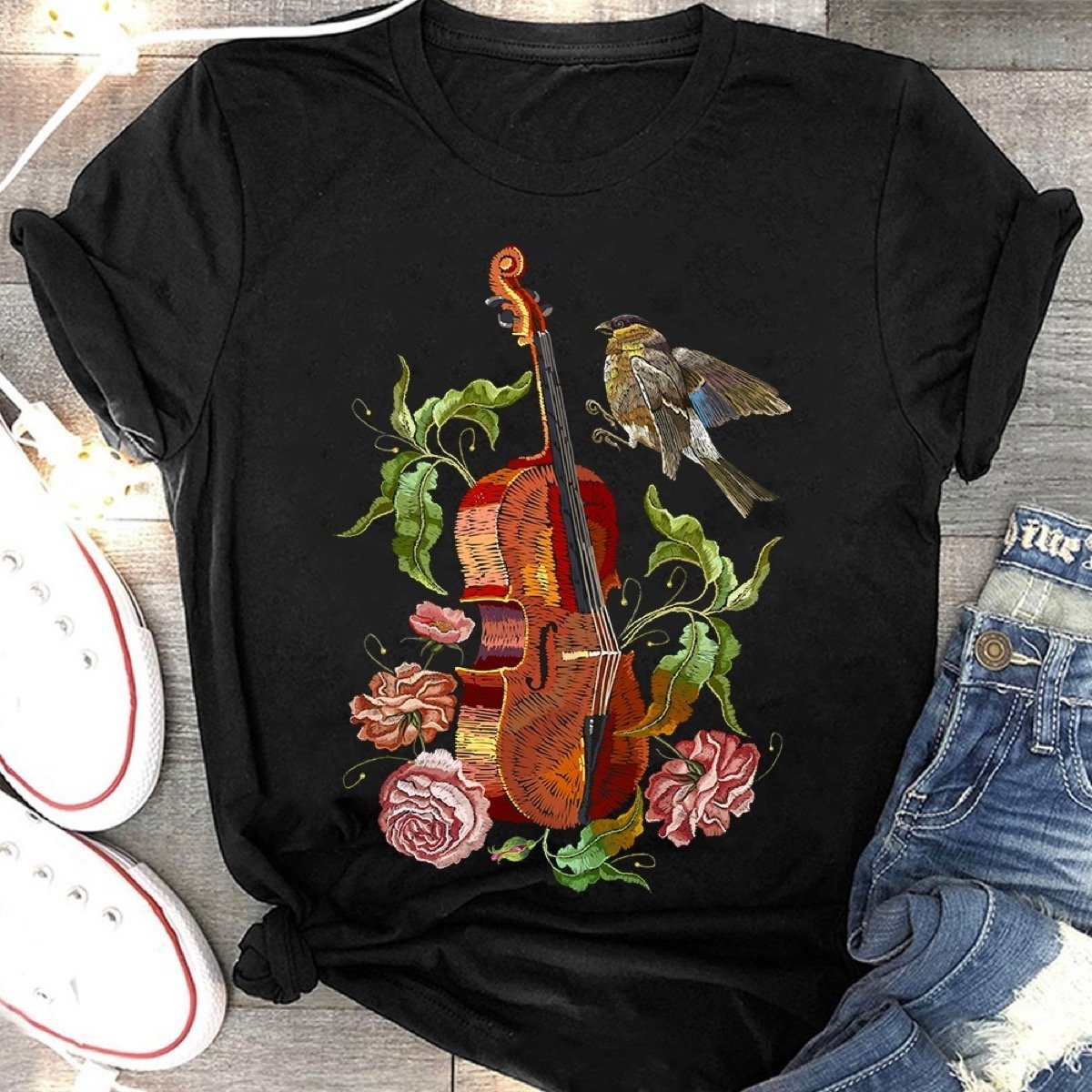 Free as a Bird T-shirt 20