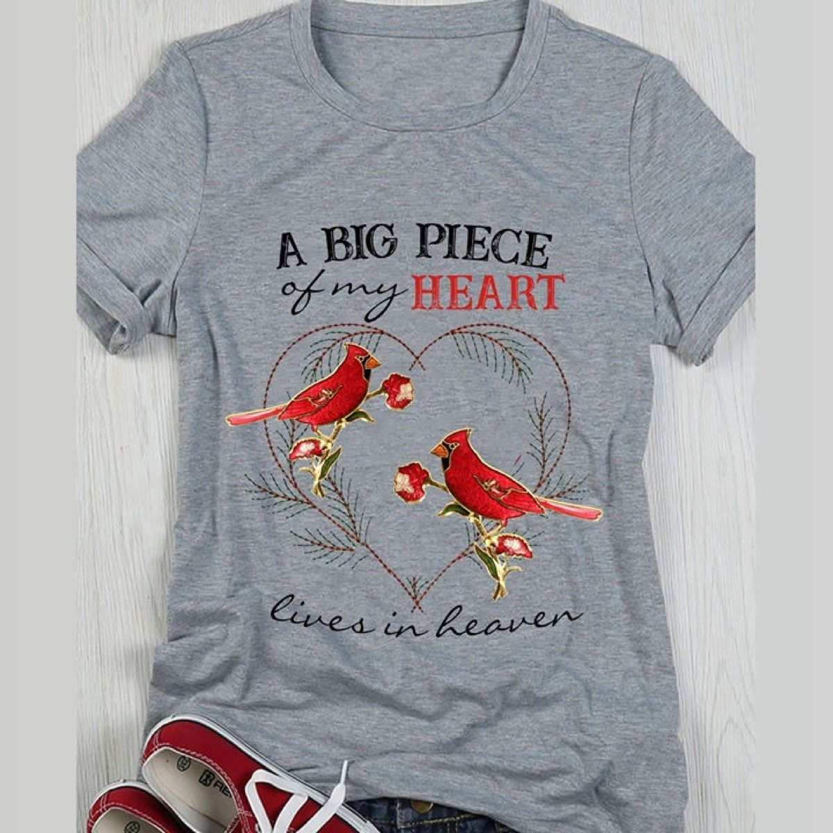 Free as a Bird T-shirt 11