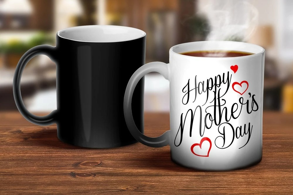 Mother's day magic mug