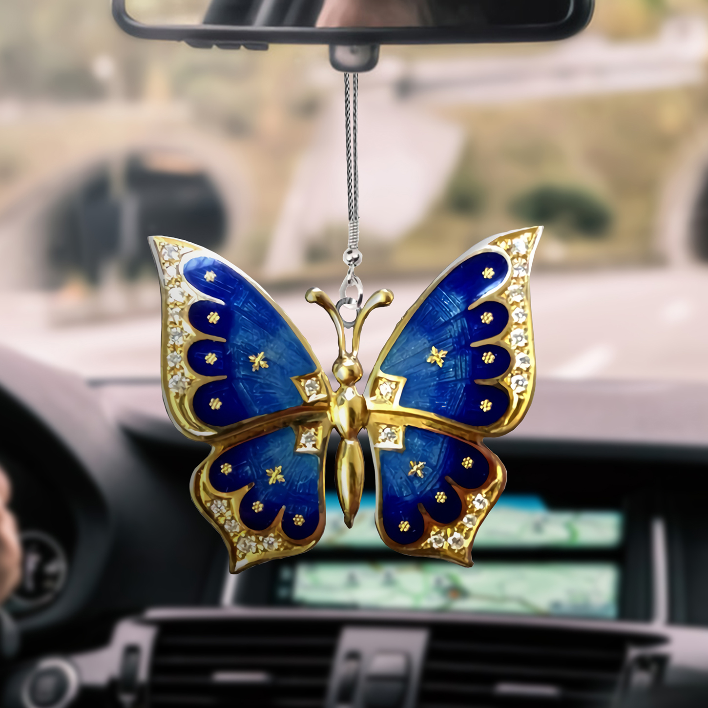 Butterfly Car hanging Ornament 16