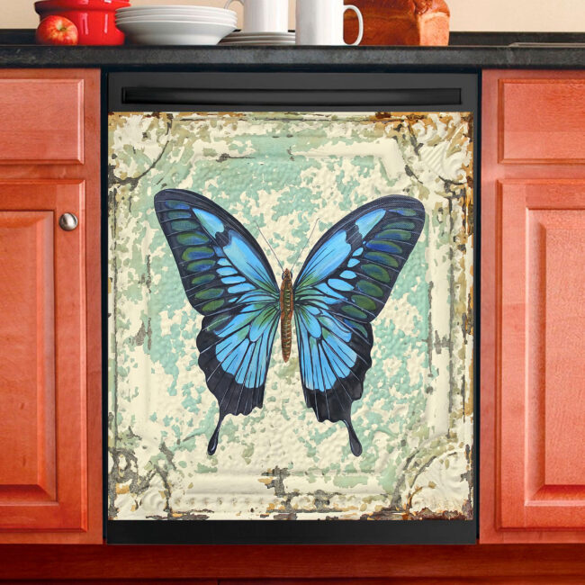 Butterfly Dishwasher Cover 2
