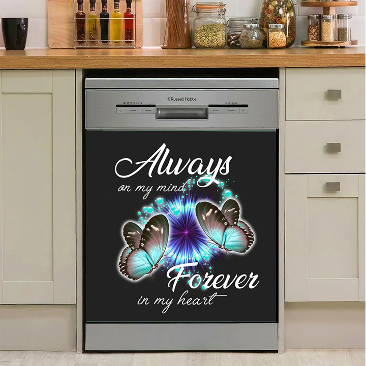 Butterfly Forever Love Dishwasher Covers