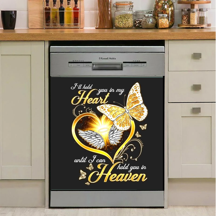 My Heart Butterfly Dishwasher Covers