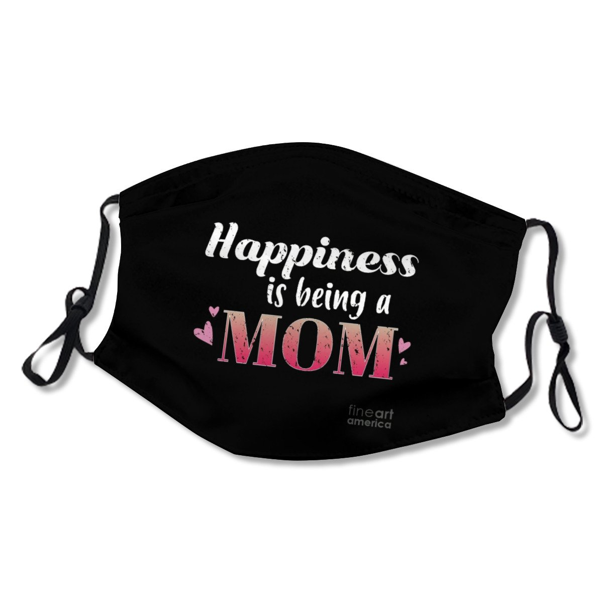 Happiness is being a Mom Face Masj